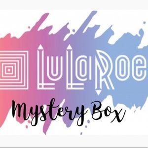 Lularoe Tops Mystery Box